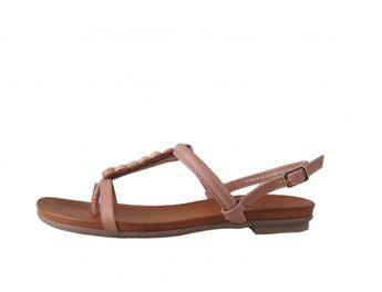 Bugatti dámske sandálky - hnedé