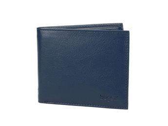 Bugatti pánska peňaženka - modrá