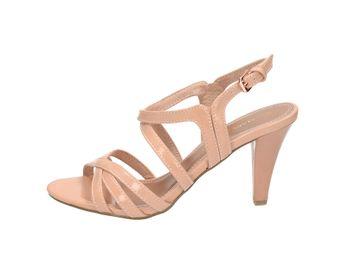 Marco Tozzi dámske sandále - lososové