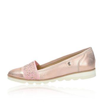 Olivia shoes dámske poltopánky - ružové