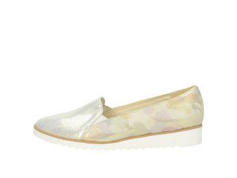 Olivia shoes dámske poltopánky - zlaté