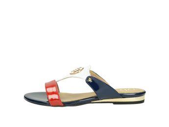 Olivia shoes dámske šľapky - multicolor