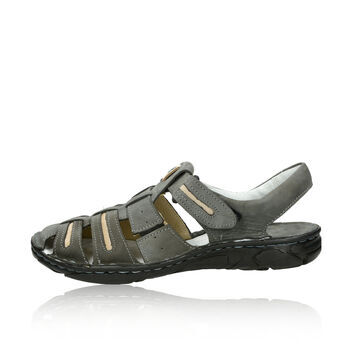 Robel pánske sandále - šedé