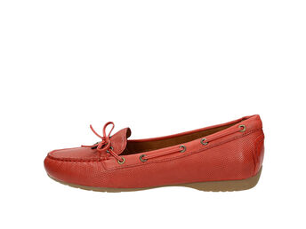 Tamaris dámske mokasíny - červené