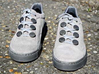 Tamaris dámske tenisky - šedé