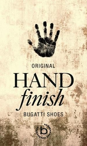 Bugatti Hand finish