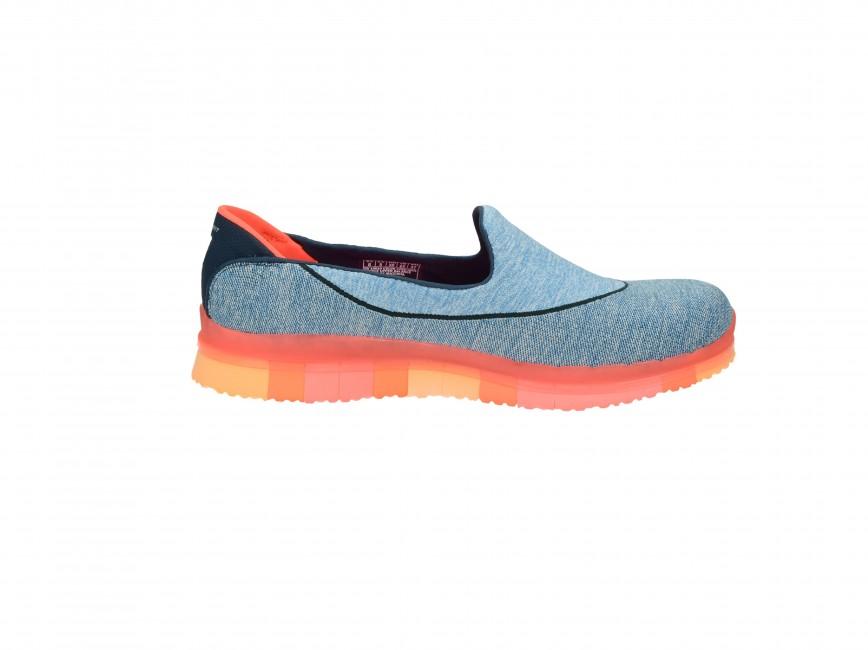 Skechers dámske tenisky - modré