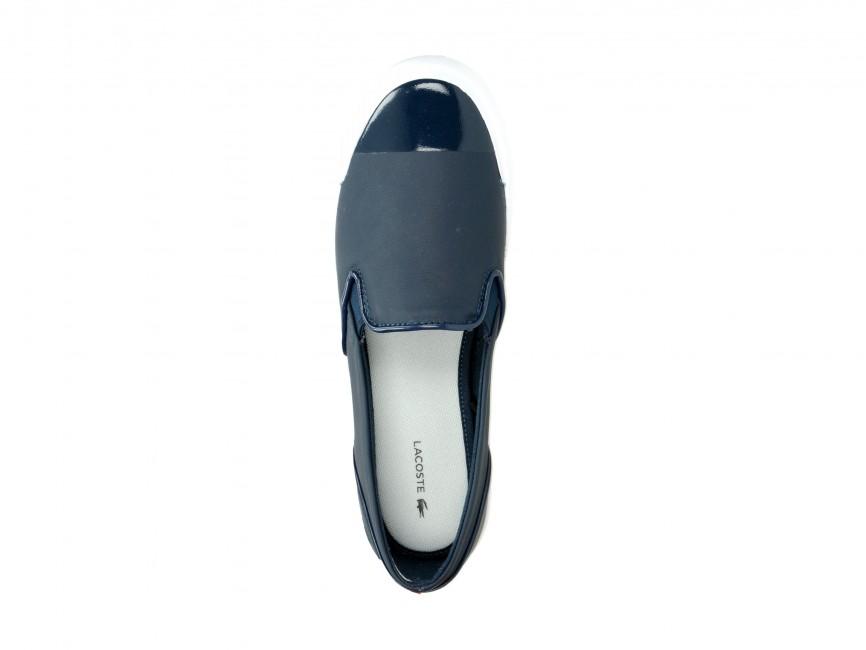 Lacoste dámske mokasíny - modré