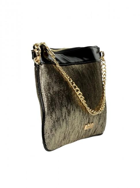 33b5d90801 Nóbo dámska spoločenská kabelka - zlatá ...