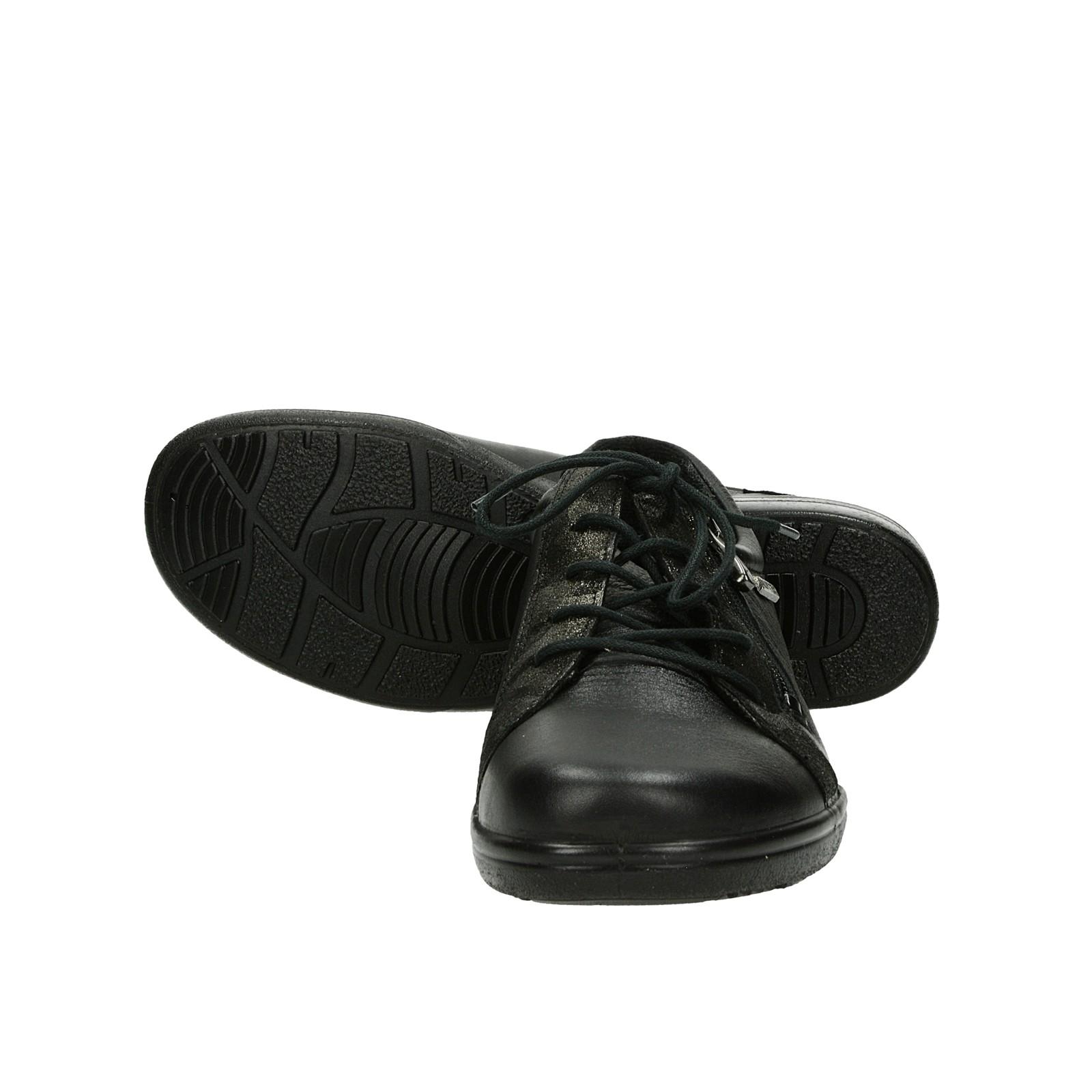 Alpina dámske štýlové tenisky - čierne