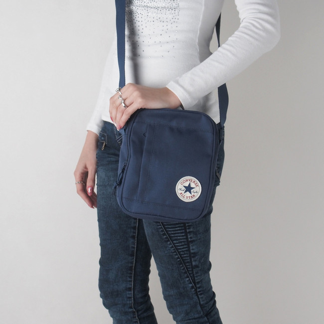 c1f08dee92 Crossbody. Converse dámska taška - modrá ...
