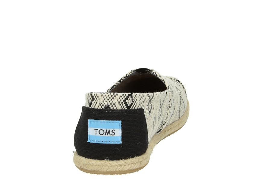 Toms dámske espadrilky - multicolor