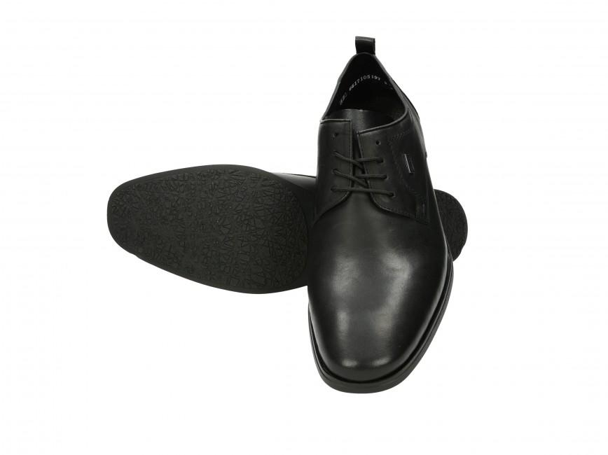 89120545ef ... Rieker pánske spoločenské topánky - čierne ...