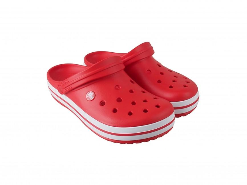 Crocs dámske šľapky - červené ... d94199bbd35