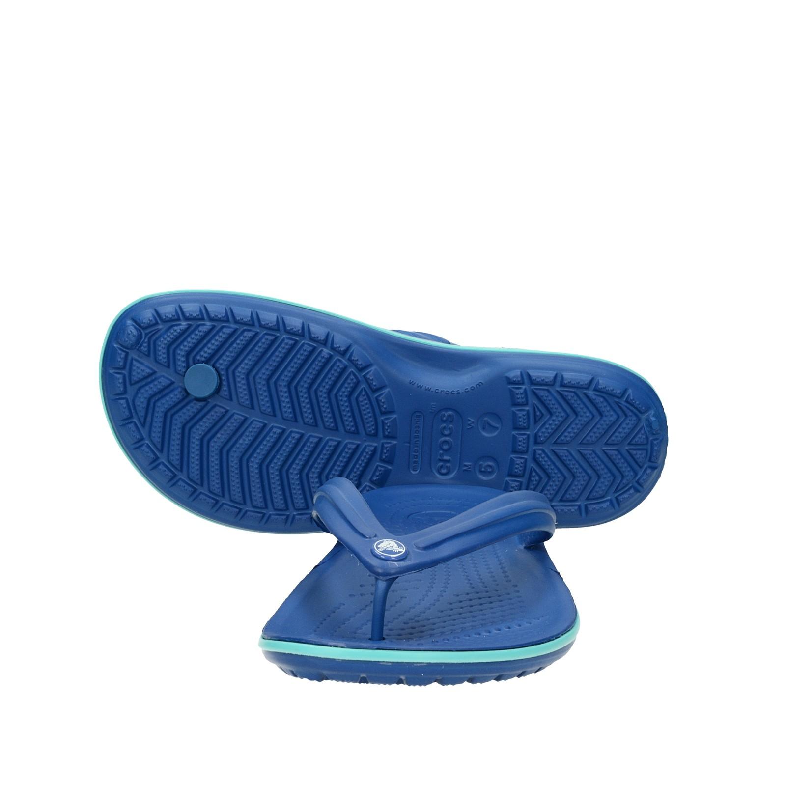 Crocs dámske štýlové plážovky - modré