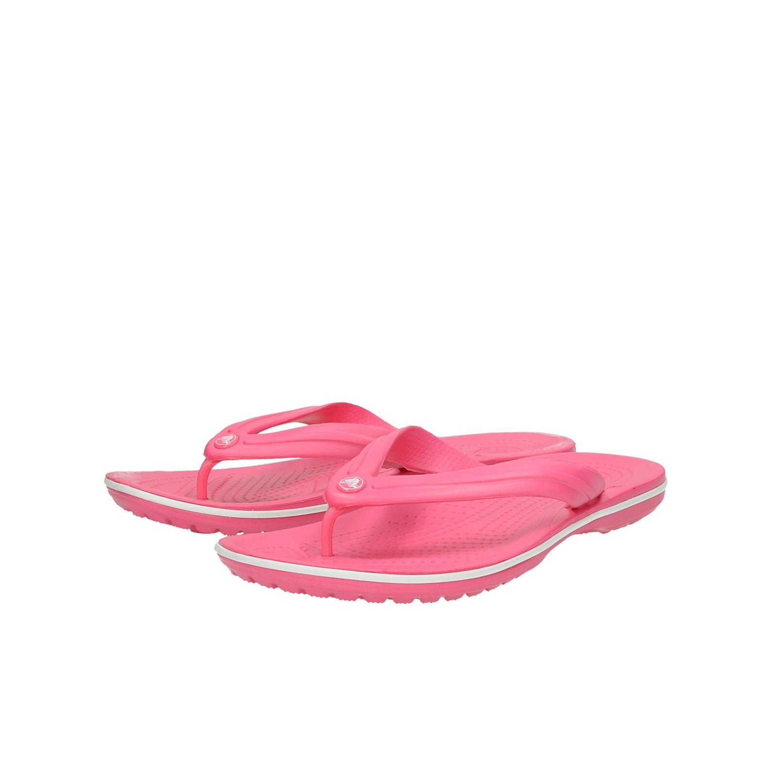 Crocs dámské štýlové plážovky - ružové