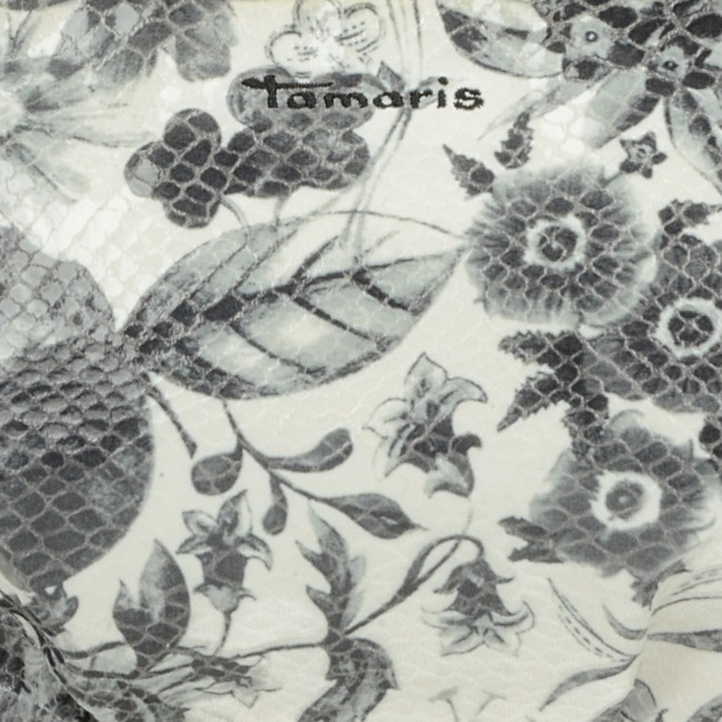 ... Tamaris dámska praktická kabelka - čierno biela ... 9051b88f111