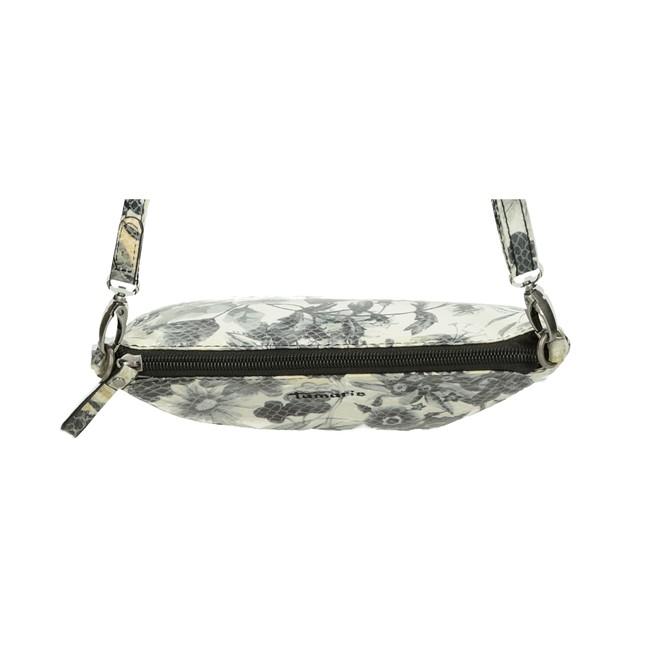 Tamaris dámska praktická kabelka - čierno biela ... 5d86b779252