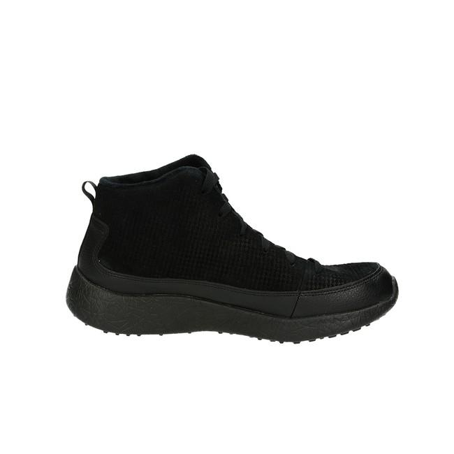 Skeches dámske štýlové zateplené tenisky - čierne ... 8d6765e1e2e