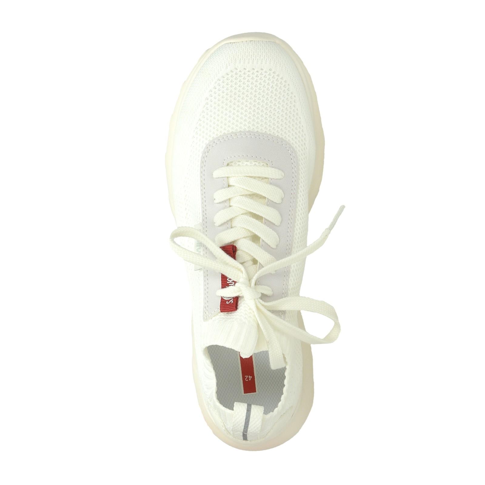 fc5ddc8e3b S.Oliver pánske pohodlné tenisky - biele ...
