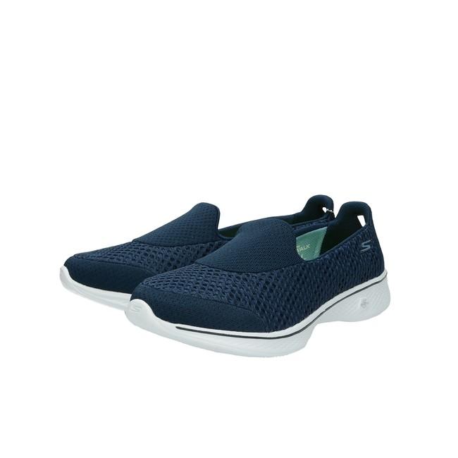 9ca53411f5 ... Skechers dámske pohodlné tenisky - modré ...