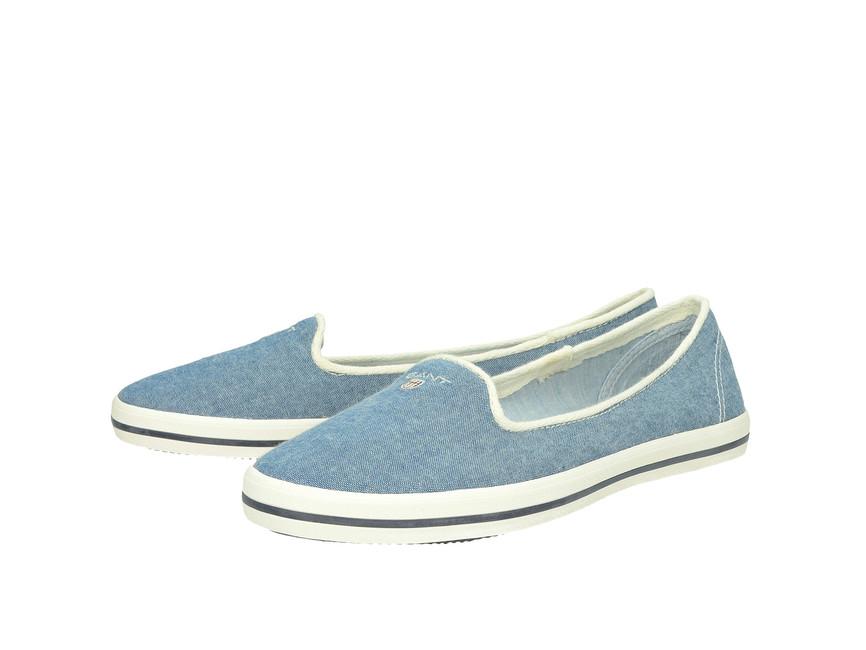 Gant dámske balerínky - modré