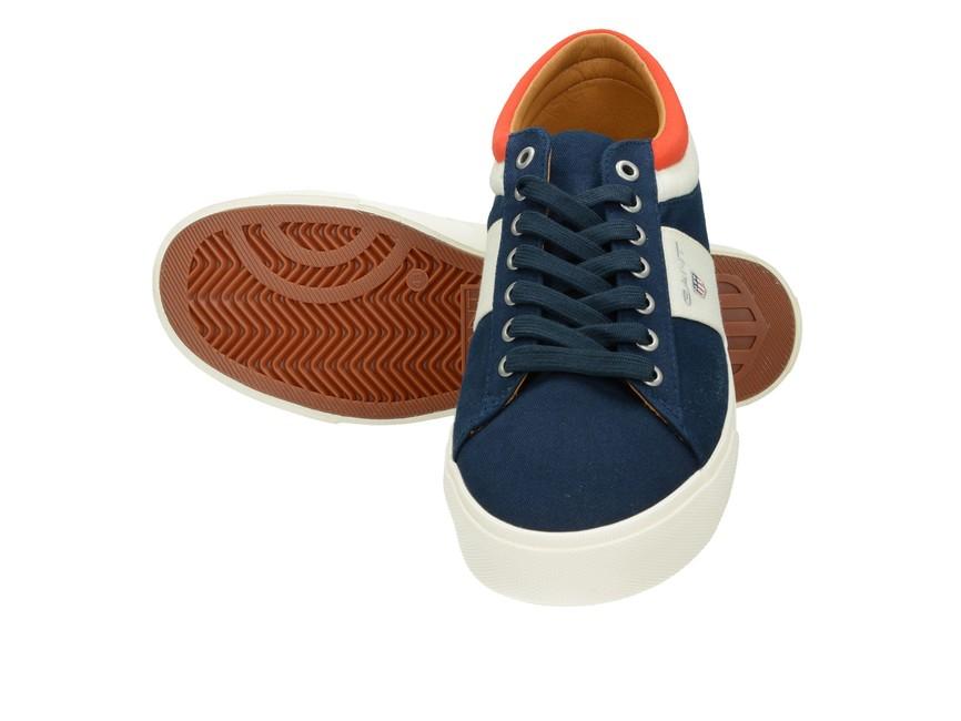 Gant pánske tenisky - modré ... 2bc17bce9f4