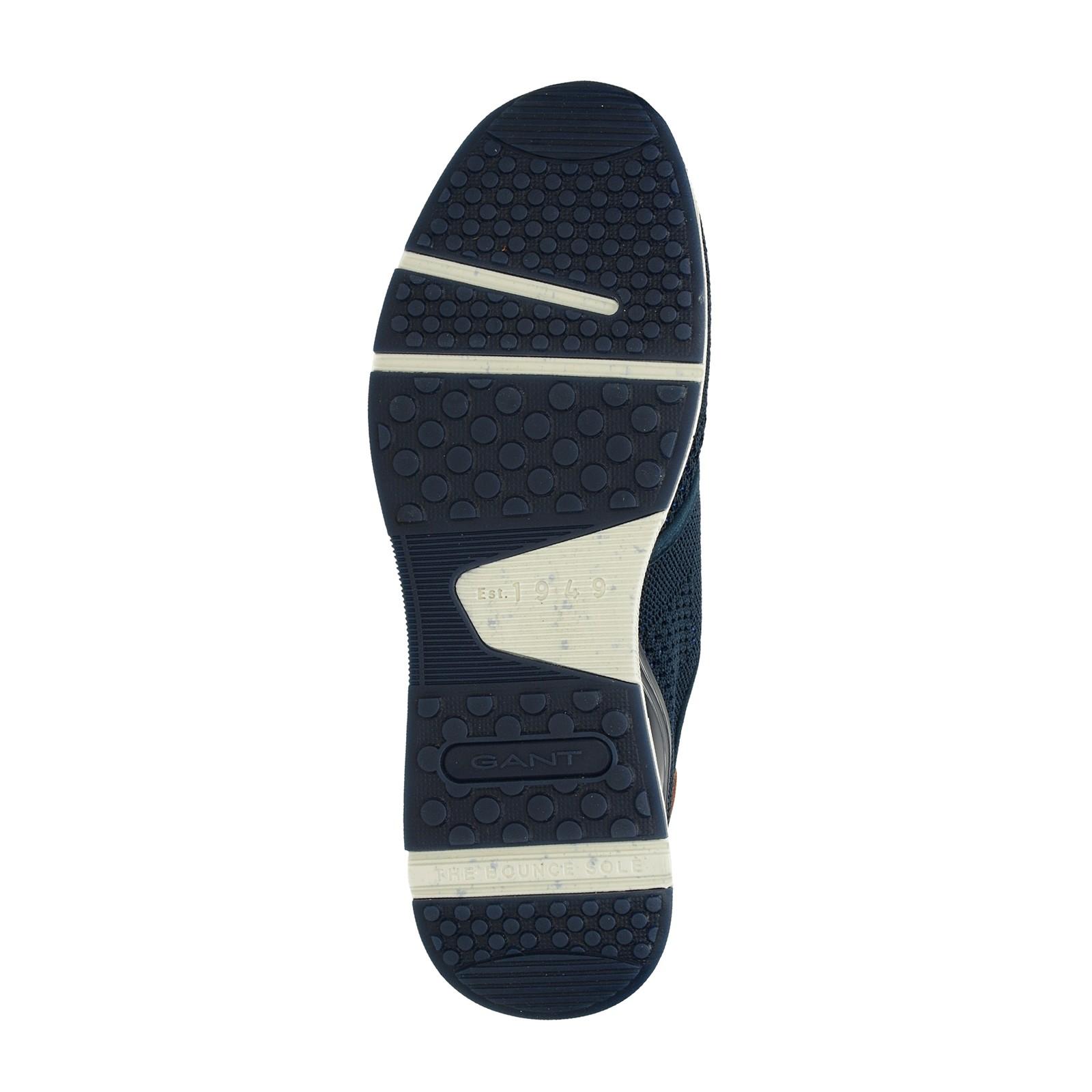 Gant pánske textilné tenisky - tmavomodré