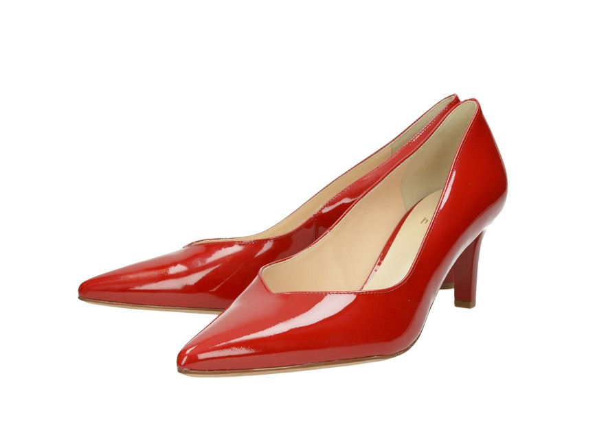 57151f25ff8 Högl dámske lodičky - červené ...