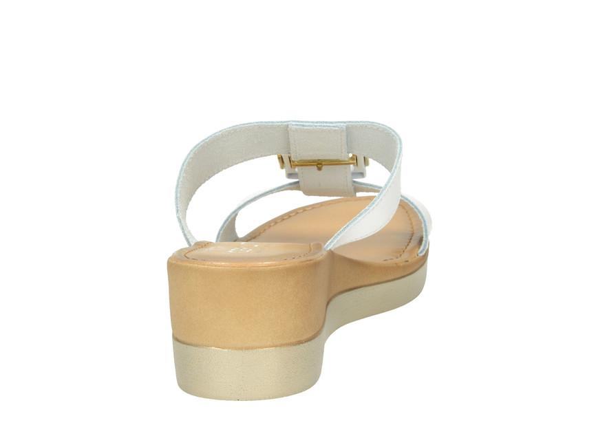a32f38c960 ... Cerutti dámske luxusné šľapky - biele ...