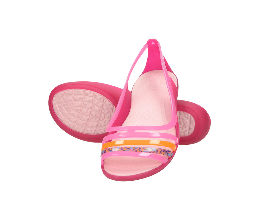 a38608cfa141 Crocs dámske sandále - ružové ...