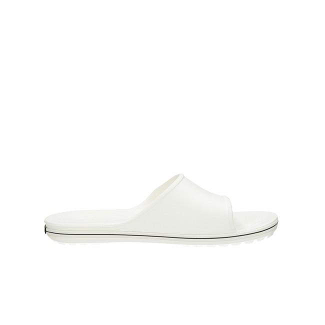Crocs dámske pohodlné šľapky - biele ... f9f423f6b99