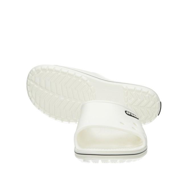 ... Crocs dámske pohodlné šľapky - biele ... 16307c8fe07