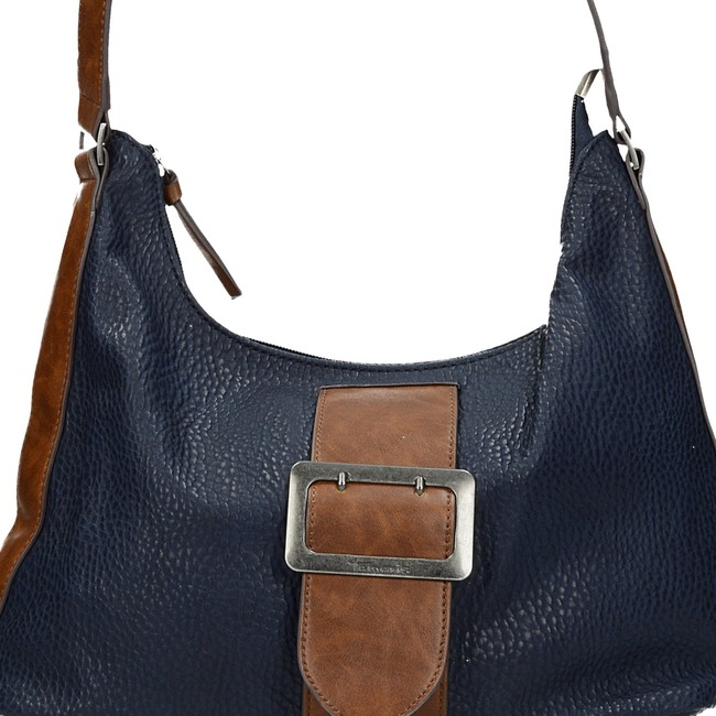 Tamaris dámska štýlová kabelka - modrá