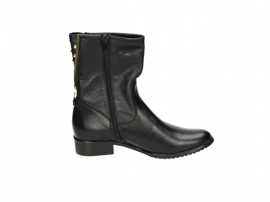 b8f3683b5b2d ... Olivia shoes dámske čižmy - čierne ...