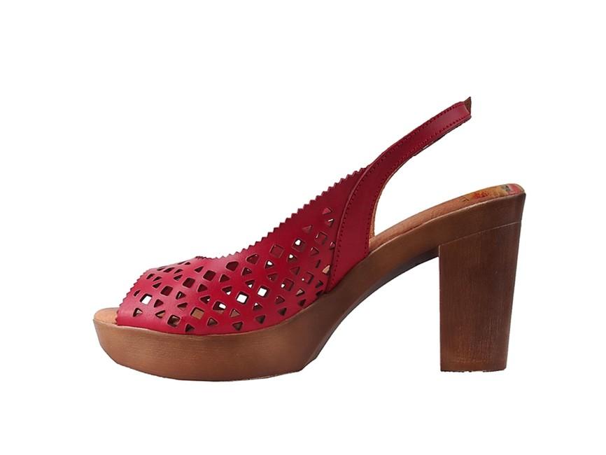 31701810fec52 Marila dámske sandále - červené | 2111MZ24-ROJO www.robel.sk