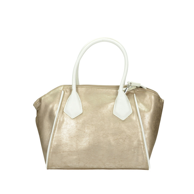 fdfe630bb6 ... Tamaris dámska kabelka - zlatá ...