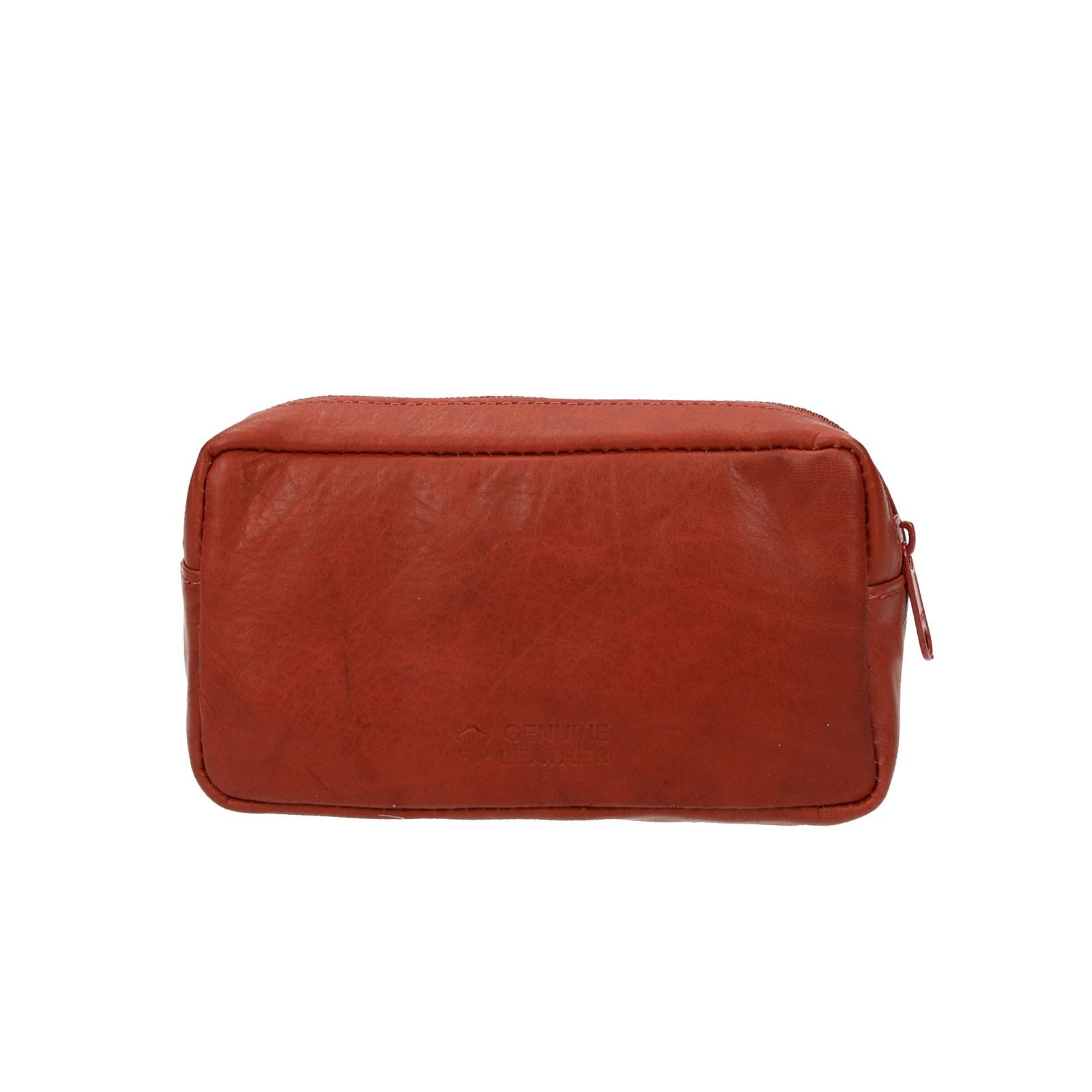de3a4370d300 Mercucio unisex kožená kľúčenka - červená ...