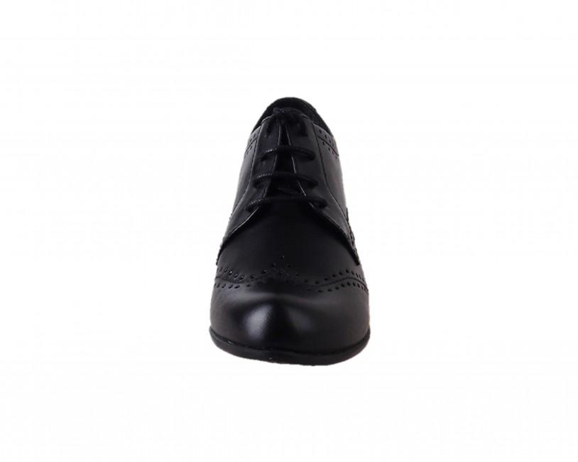 ... Tamaris dámske poltopánky na podpätku - čierne ... bcd4644c32e
