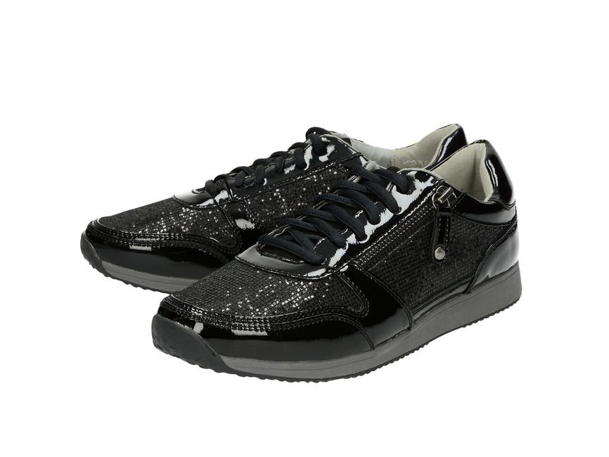 ca1597a41b74 Tamaris dámske tenisky - čierne ...