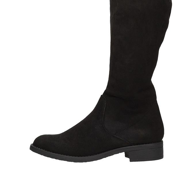 acb9091ee48d ... Jane Klain dámske zimné čižmy - čierne ...