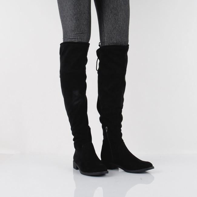80bb1a13988e Jane Klain dámske zimné čižmy - čierne ...