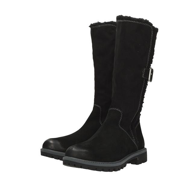 90507426c0 Tamaris dámske zimné čižmy - čierne ...