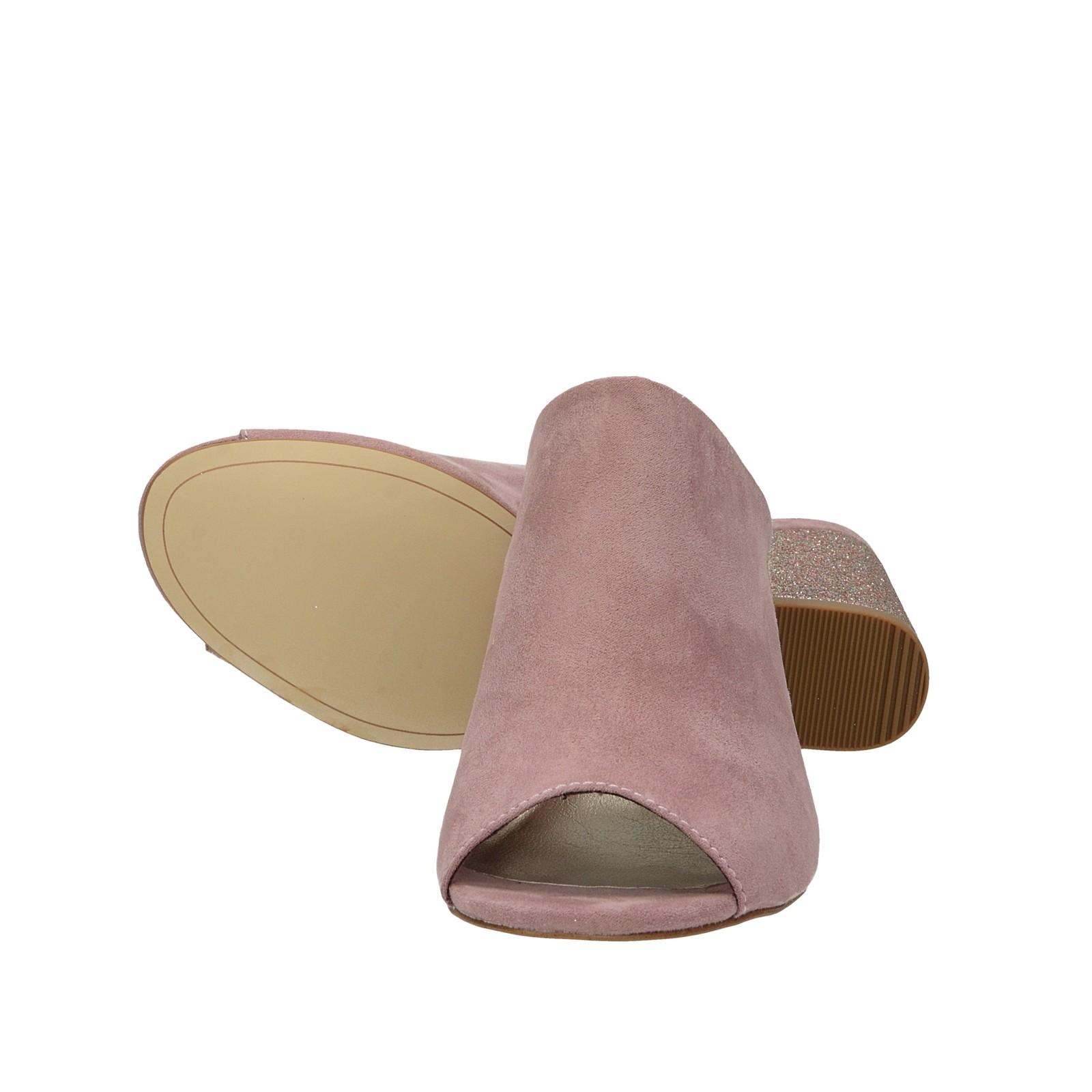10805392a531 ... Tamaris dámske štýlové šľapky na vysokom podpätku - ružové ...