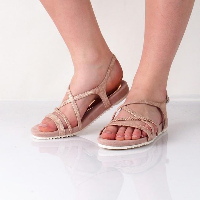 9785b2fa21 Tamaris dámske štýlové sandále - ružové ...