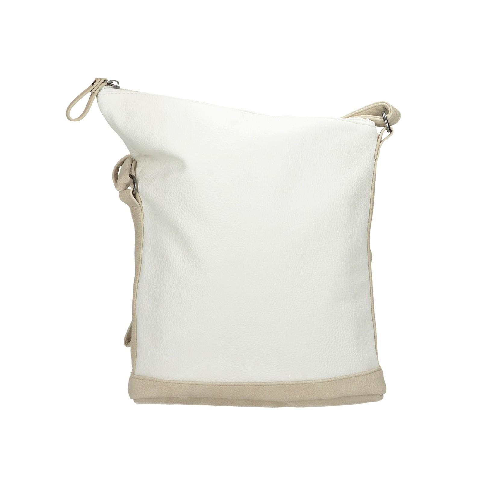 Tamaris dámska štýlová kabelka - biela