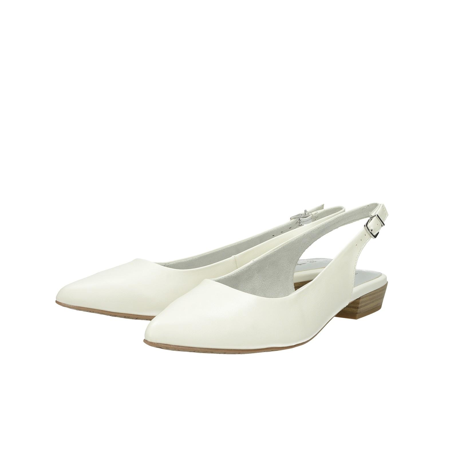 e8086d1b9327 ... Tamaris dámske pohodlné sandále - biele ...