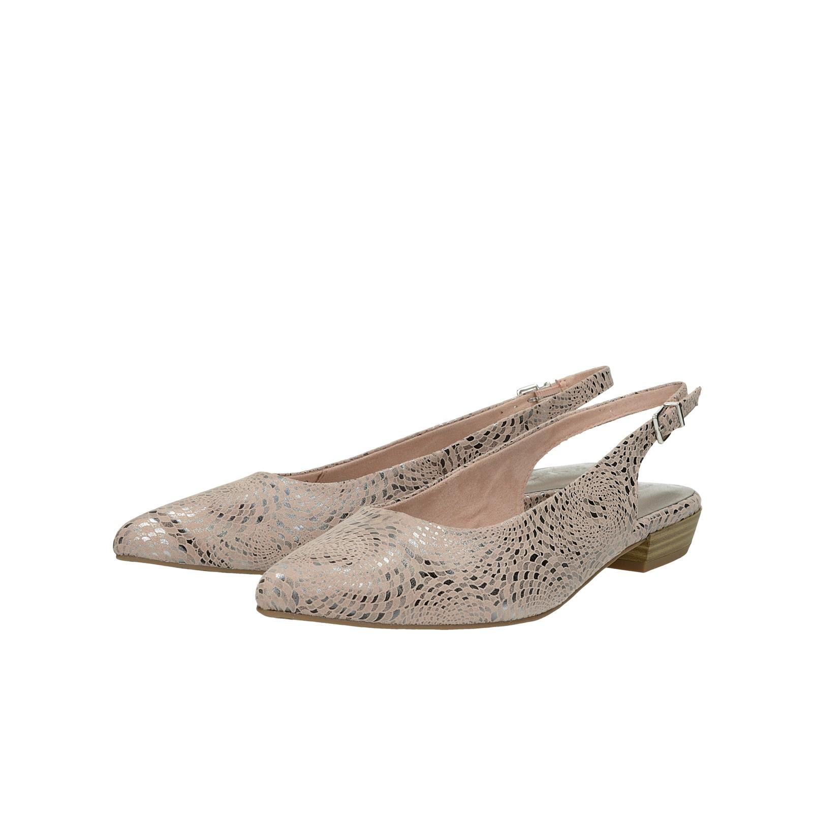4617bf7038a4 ... Tamaris dámske pohodlné sandále - ružové ...