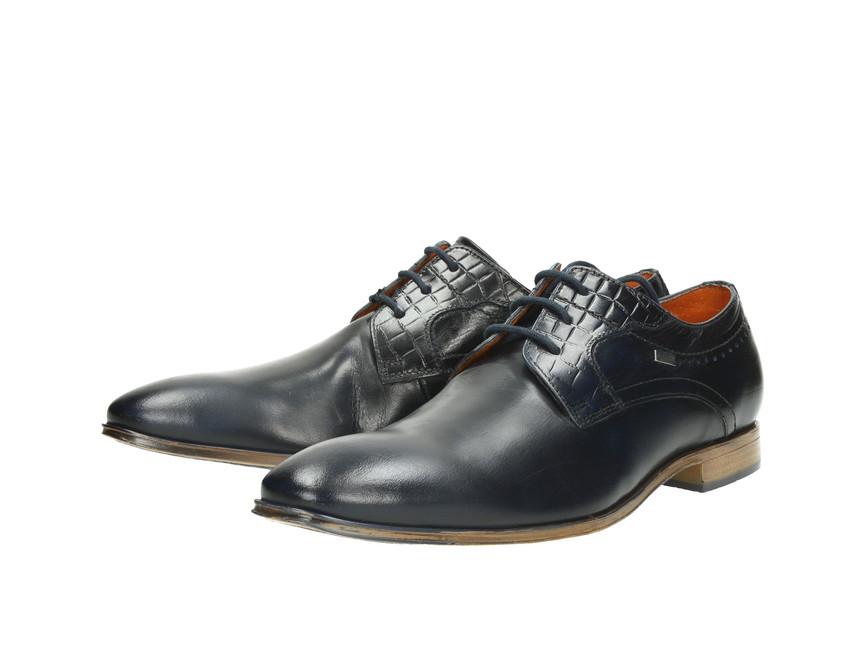 f640035488d2 Bugatti pánske topánky - tmavomodré Bugatti pánske topánky - tmavomodré ...