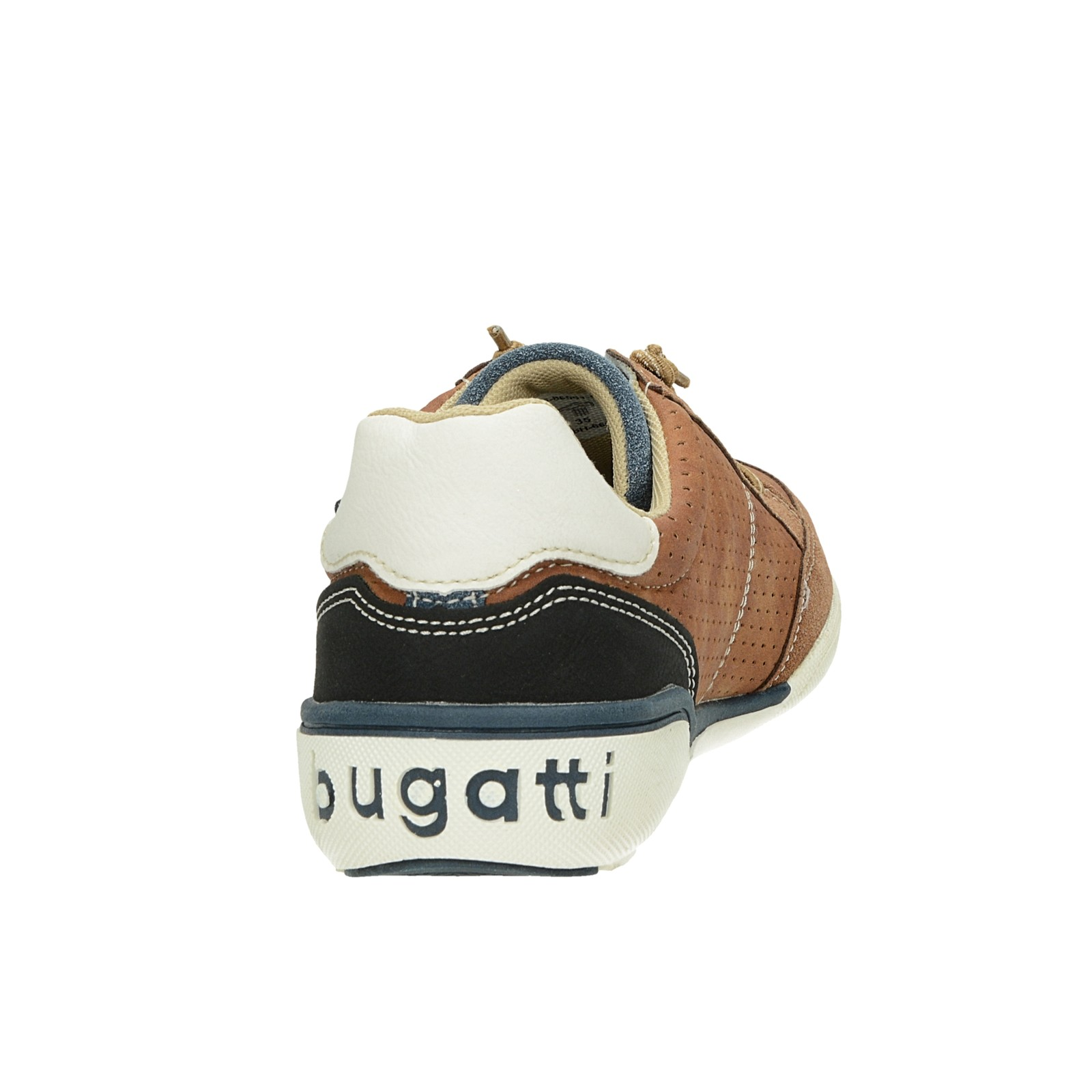 Bugatti pánske štýlové tenisky - hnedé